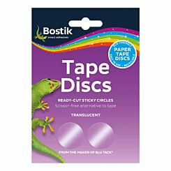Bostik Sticki Discs Pack of 120