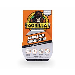 Gorilla Tape Crystal Clear 8.2 Metres