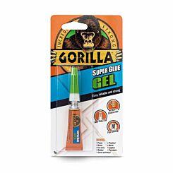 Gorilla Super Glue Gel 3g