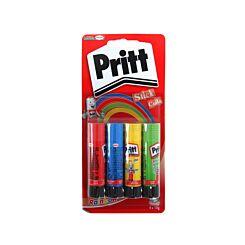 Pritt Stick 4 x 10g Rainbow