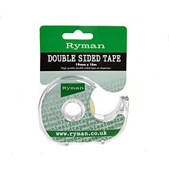 Ryman Double Sided Tape 19mmx10m On Dispenser