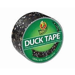 Duck Tape Metallic Gold Star