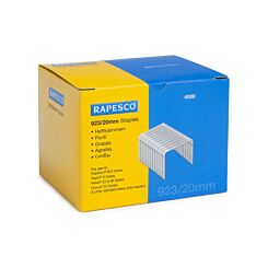 Rapesco Staples 923/20mm Pack of 4000