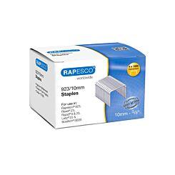 Rapesco Staples 923/10mm Pack of 4000
