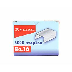 Ryman Staples 24/6mm No 16 Pack of 5000