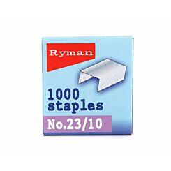 Ryman Staples 23/10mm Pack of 1000