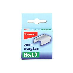 Ryman Staples No 10 Pack of 2000