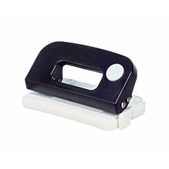 Ryman Pastel Desktop Hole Punch Black