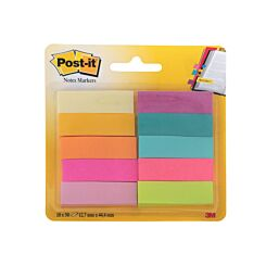 Post-it Notes Markers 10 Assorted Pads