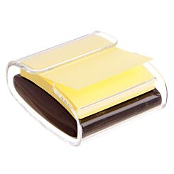 Post-it PRO Dispenser and Z-Notes Black