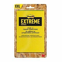 3M Post-it Extreme Notes XXL 114x171mm