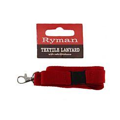Ryman Textile Lanyard