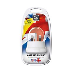 Design Go America to UK visitors