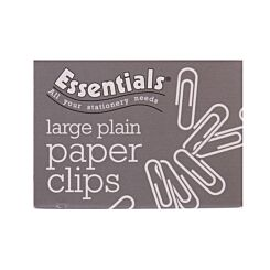 Large Paper Clips Pack of 100