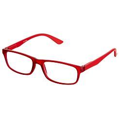 Ryman Reading Glasses + 1.5 Red Plastic Frame