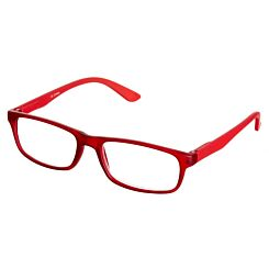 Ryman Reading Glasses + 2.0 Red Plastic Frame