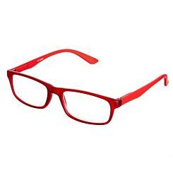 Ryman Reading Glasses + 2.5 Red Plastic Frame