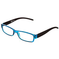Ryman Reading Glasses + 2.0 Blue Plastic Frame