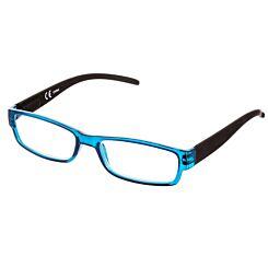 Ryman Reading Glasses + 2.5 Blue Plastic Frame