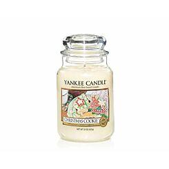 Yankee Candle Large Jar Christmas Cookie