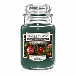Yankee Candle Home Inspiration Evergreen Pine and Rosemary