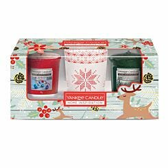 Yankee Candle Home Inspiration 2 Votive 1 Holder Gift Set