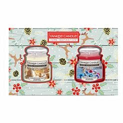 Yankee Candle Home Inspiration 2 Small Jars Gift Set