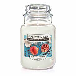 Yankee Candle Home Inspiration Large Jar Pomegranate Coconut