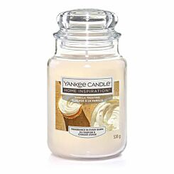 Yankee Candle Large Jar Vanilla Frosting