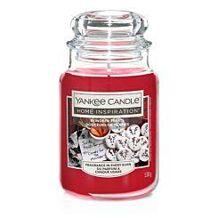Yankee Candle Home Inspiration Large Jar Reindeer Treats