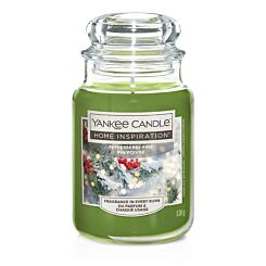 Yankee Candle Home Inspiration Large Jar Pepperberry Pine