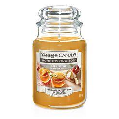 Yankee Candle Home Inspiration Large Jar Cider Tasting