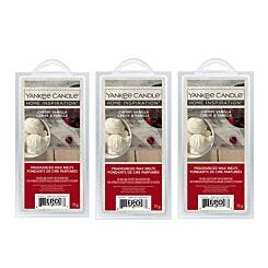 Yankee Home Inspirations Wax Melts Cherry Vanilla Pack of 3