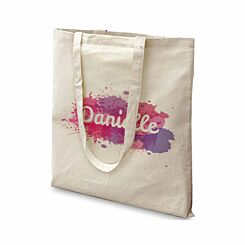 Personalised Splash Tote Bag