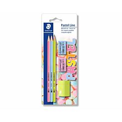Staedtler Pastel Pencil Set Pack of 3