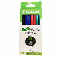 Luxor ecowrite Smart Mechanical Pencils 0.5mm Pack of 8