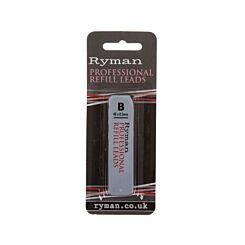 Ryman Leads 0.5mm B Pack of 40