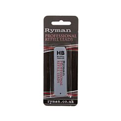 Ryman Leads Pack 30 0.9mm HB