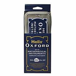 Helix Oxford Maths Set with Metal Tin