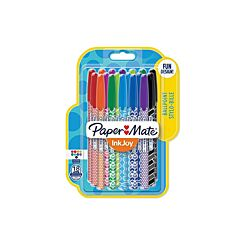 Papermate Inkjoy Wrap 100ST Pack of 18 Assorted