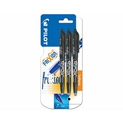 Pilot Erasable Frixion Triple Pack