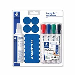 Staedtler Lumocolor Whiteboard Kit