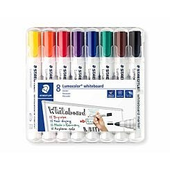 Staedtler Lumocolor Whiteboard Marker Pack of 8