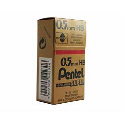 Pentel 0.5mm Lead HB Pack of 144