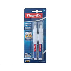 Tipp-Ex Shake n Squeeze Correction Pen Pack of 2