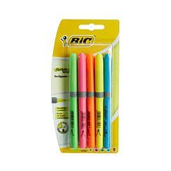 BIC Marking Highlighter Pens Pack of 5