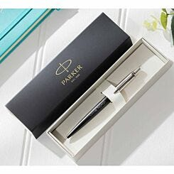 Personalised Parker Jotter Ballpoint Pen with Gift Box