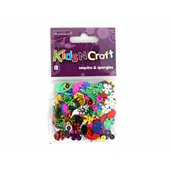 Ryman Activity Kit Sequins