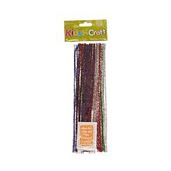 Ryman Activity Kit Tinsel Pipe Cleaners