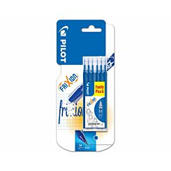 Pilot Frixion Refills 0.7 Pack of 6 Blue